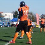 Futboliści amerykańscy AZS UWM Olsztyn podsumowali sezon