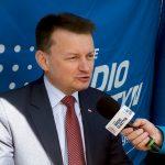 Mariusz Błaszczak: Jadę do Waszyngtonu rozmawiać o wzmocnieniu polsko-amerykańskiej współpracy