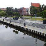 56-letni mężczyzna topił się w rzece w centrum Elbląga