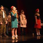 Młodzież z Ełku uczciła pamięć Żołnierzy Wyklętych