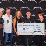 Metallica wsparła Federację Polskich Banków Żywności. Muzycy przekazali 80 tysięcy złotych