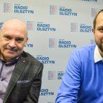 Radni Robert Szewczyk i Jarosław Babalski  rozmawiali o przyszłości Olsztyna