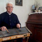 Stanisław Kondrat cymbalista z Gietrzwałdu