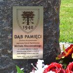 W Olsztynie zasadzono kolejny Dąb Pamięci. Drzewko upamiętnia  policjanta zamordowanego w Miednoje