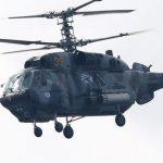 Rosyjski śmigłowiec wojskowy rozbił się na Bałtyku. Dwie osoby zginęły