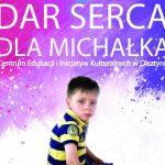 Dar Serca dla Michałka. Ludzie dobrej woli wspomogli chorego 4-latka