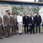 """Izraelska delegacja rządowa odwiedziła Wilczy Szaniec. """"Chcemy wzmacniać relacje z Polską"""""""