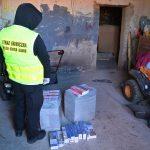 Trzymał w piwnicy nielegalne papierosy o wartości ponad 15 tysięcy złotych