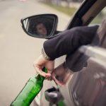 Obywatelskie zatrzymanie pijanego kierowcy w Iławie