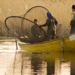 """Przedstawiciele ARiMR spotkali się w Suchaczu z rybakami. """"Dotychczas nie mieliśmy takiego wsparcia, jak teraz"""""""