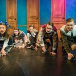 Trwają ostatnie próby do spektaklu dyplomowego w Studium Aktorskim w Olsztynie