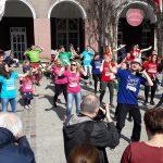 Mieszkańcy Olsztyna tańczyli na Starym Mieście