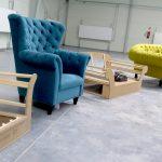 Produkcja mebli tapicerowanych za murami więzienia. Pracę znajdzie stu więźniów Zakładu Karnego w Iławie