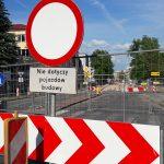W Olsztynie kolejne zmiany w organizacji ruchu