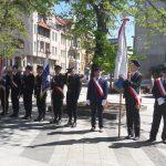 Olsztynianie uczcili 73. rocznicę zakończenia II Wojny Światowej