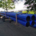 Inwestycja wodociągowa w gminie Dywity
