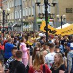 Tysiące studentów na ulicach Olsztyna. Rozpoczęły się juwenalia. ZOBACZ PROGRAM i ZDJĘCIA