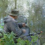 Na Kanale Mazurskim rozegrano Mistrzostwa Wojska Polskiego w Wędkarstwie Spławikowym