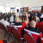 Ponad 20 zespołów ratowniczych walczy w Mistrzostwach Warmii i Mazur. Pierwsza konkurencja po zmroku