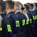 Na Warmii i Mazurach rośnie grono policjantów. Prawie 30 funkcjonariuszy złożyło dziś ślubowanie