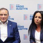 Jeden na Jednego, czyli PiS kontra PSL. Rozmawiano o podatku solidarnościowym i walce o reelekcję prezydenta Olsztyna
