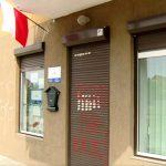 Kolejny atak na biuro poselsko-senatorskie w Węgorzewie