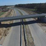 Na obwodnicy Olsztyna stanął pierwszy wiadukt