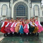 """Sukces olsztyńskiego Zespołu Pieśni i Tańca """"Warmia"""" w Gruzji"""