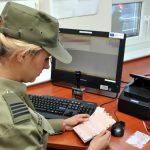 Straż graniczna zatrzymała poszukiwanych listami gończymi Rosjan i Polaków