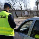 Złorzeczył policjantom, bo stracił prawo jazdy