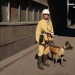 Policjantka z Olsztyna uczestniczy w akcji ratunkowej w kopalni Zofiówka