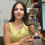 Aleksandra Stańco – Kozłowska zdobyła srebro w tańcu sportowym podczas 24. Pucharu Polski w Radzyminie