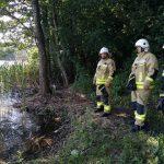 W jeziorze koło Reszla znaleziono ciało mężczyzny
