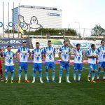 Stomil wygrywa w Suwałkach! Biało-niebiescy dalej walczą  o utrzymanie w I lidze