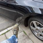 36-latek uszkodził samochód byłej partnerki