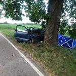 Nie żyje jedna z dziewczynek poszkodowanych w wypadku między Purdą a Marcinkowem