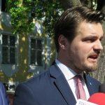 Michał Wypij: Olsztyn potrzebuje zmiany pokoleniowej. Od dwóch dekad miastem rządzi ta sama ekipa