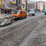 W weekend w Olsztynie ponownie zamknięta zostanie ulica 11 Listopada. Naprawy gwarancyjne potrwają do 10 lipca