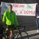 Ponad 1400 km na rowerze w osiem dni, aby pomóc zwierzętom z olsztyńskiego schroniska