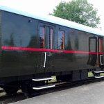 Poniemiecki wagon pocztowy perełką Muzeum Historycznego w Ełku