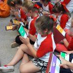 Edukacja bez barier. Internetowy telemost połączył Kolumbię i Polskę