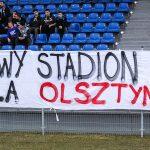 Radni dali zielone światło. Są dodatkowe pieniądze na remont płyty stadionu olsztyńskiego Stomilu