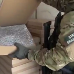 Warmińsko-Mazurska Straż Graniczna rozbiła międzynarodową grupę przestępczą. Wartość nielegalnych towarów to prawie 13 mln zł