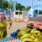 Dzień Dziecka z Radiem Olsztyn. Tłumy dzieci z rodzicami odwiedziły Wyspę Skarbów nad jeziorem Ukiel