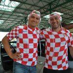 Tłumy kibiców na polsko-rosyjskiej granicy. W pierwszym mundialowym meczu w Kaliningradzie Chorwacja pokonała Nigerię