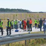 Powołano kolejnego biegłego do wyjaśnienia wypadku na drodze S7 w okolicach Waplewa