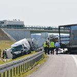 Znamy wstępne ustalenia ws. wypadku na S7