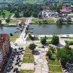 W Elblągu jeden z odremontowanych mostów zwodzonych wymaga napraw gwarancyjnych