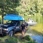 Postęp w sprawie śmierci mężczyzny wyłowionego z jeziora Długiego. Znaleziono broń, z której został postrzelony