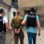 Policja przerwała żniwa na plantacjach marihuany